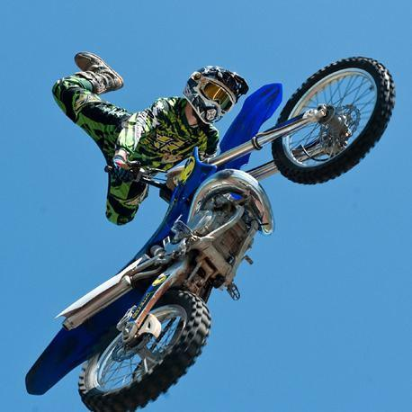 Motorbike Displays