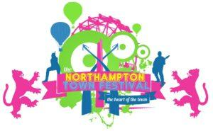 Northampton Town Festival Logo
