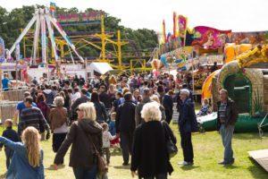 Northampton town crowds